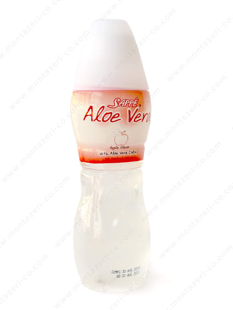 Wholesaler - Selling Offer in Sweets & Chocolates group from Food &  Beverage category  - Aloe Vera Drink With Apple